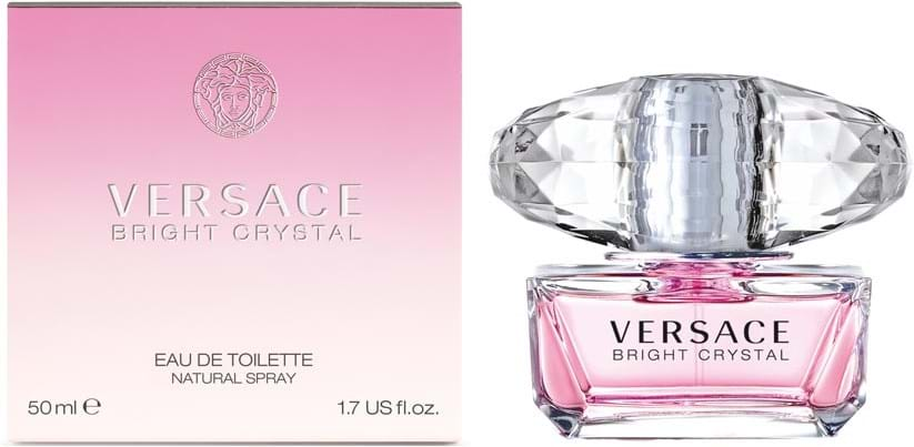 3ae0074d Versace Bright Crystal Eau de Toilette 50 ml