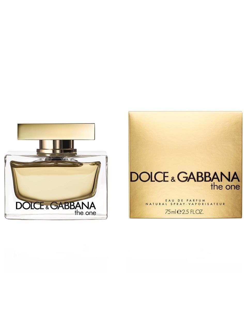 Eau Parfum Gabbana The 75 Ml De One Dolceamp; NOwvm08ny