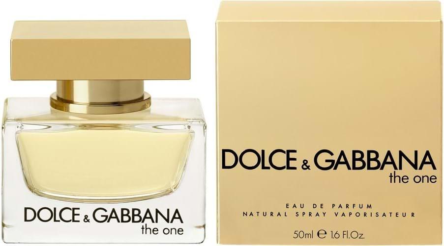 d36f570c54e8 Dolce   Gabbana The One Eau de Parfum 50 ml