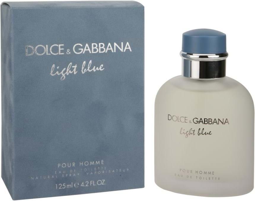 4d7af48b254 Dolce   Gabbana Light Blue Pour Homme Eau de Toilette 125 ml