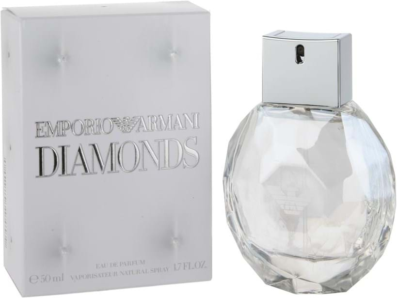 Giorgio Armani Emporio Diamonds Eau De Parfum 50 Ml