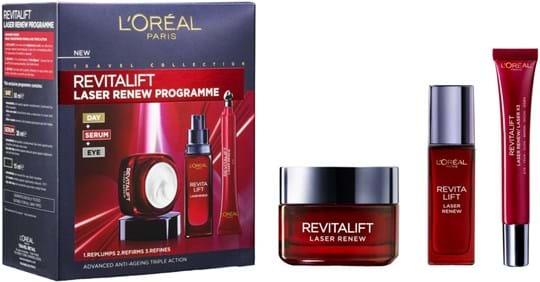 L'Oréal Paris Revitalift Laser Programme-sæt
