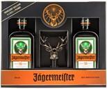 Jägermeister 35% 2 x 0,5L + skænkeprop