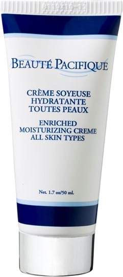 Beauté Pacifique Anti Age and Moisturizers Enriched Moisturizing Creme All Skin Types (Tube)