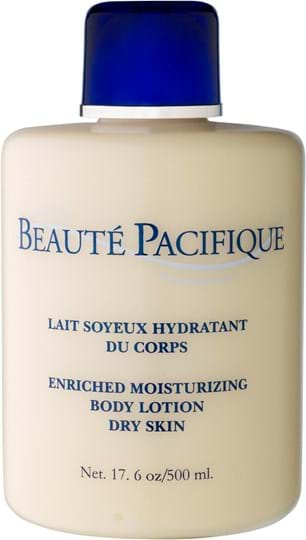 Beauté Pacifique Body and Hands Enriched Moisturizing Body Lotion Dry Skin