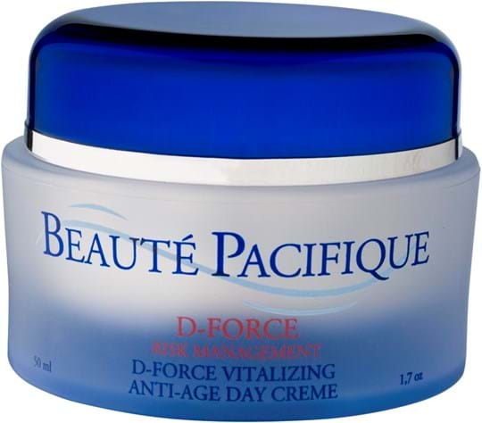 Beauté Pacifique Anti Age and Moisturizers D-Force Vitalizing Anti-age Day Cream