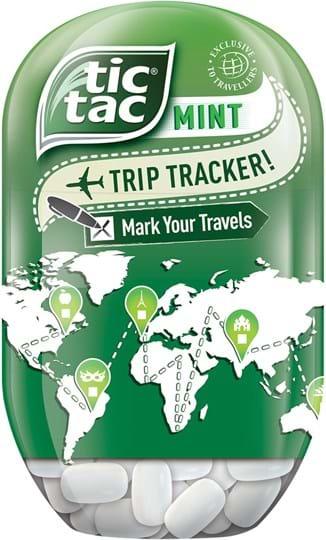 Tic Tac Bottle Mint, 98g