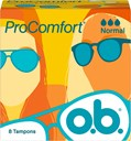 o.b. ProComfort Normal Tampons 8 pcs.