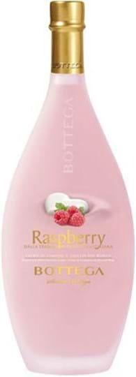Bottega Raspberry, Raspberry Cream Liqueur with Grappa
