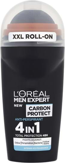 L'Oréal Paris Men Expert Carbon Protect Anti-Perspirant Intense Ice Deo Roll-On 50 ml