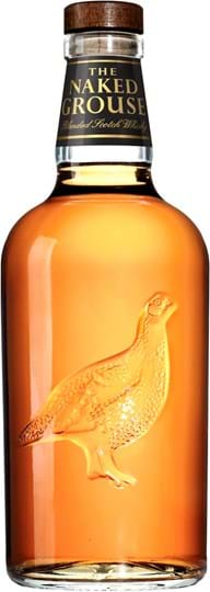 The Naked Grouse Blended Scotch 40% 0,7L