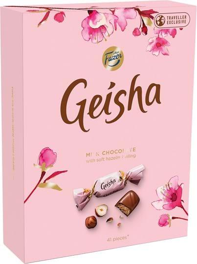 Geisha‑rejseæske 295g