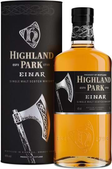 Highland Park Einar 40% 1L, gaveæske