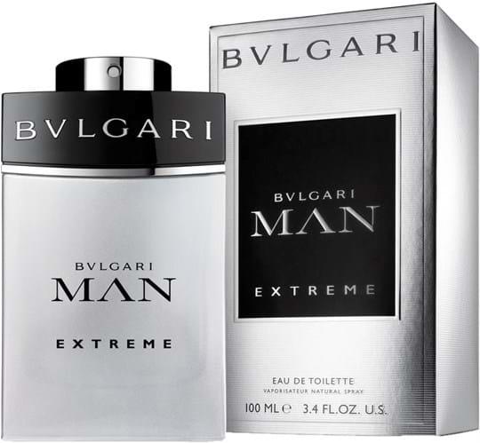 Bvlgari Man Extreme Eau de Toilette 100 ml