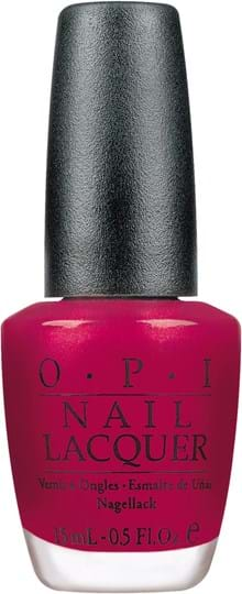 OPI Classic Collection Nail Lacquer N° NL H08 I'm not really a waitress! 15 ml