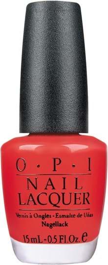 OPI Classic Collection Nail Lacquer N° NL L64 Cajun Shrimp 15 ml