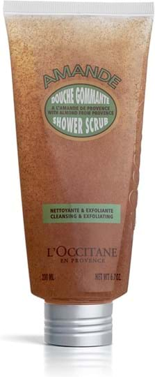 L'Occitane en Provence Almond Shower Scrub 200ml