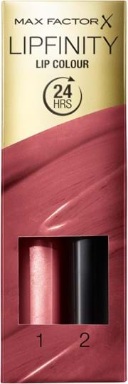 Max Factor Lipfinity-læbestift N°102 Glistering