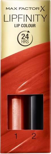Max Factor Lipfinity-læbefarve Charming, N°140