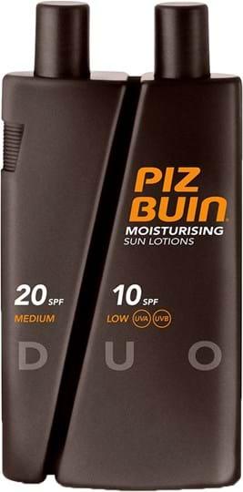Piz Buin In Sun Duo Lotion SPF10/20 300ml
