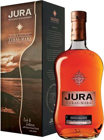 Jura Turas Mara 42% 1L Giftpack