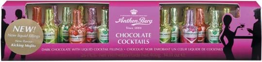 Anthon Berg Chocolate Cocktails 26 pieces