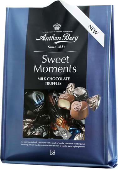 Anthon Berg Sweet Moments Milk Bag 162g