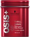 Schwarzkopf Osis+ Thrill  Fibre Gum - Cream with Fiber Shine Texture gum 100 ml