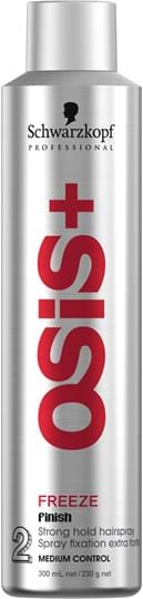 Schwarzkopf Osis+ Freeze Strong Hold Hairspray 300 ml