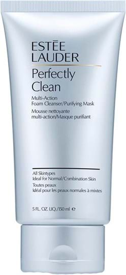 Estée Lauder Perfectly Clean Multi Action Foam Cleanser/Purifying Mask 150ml