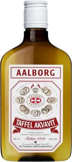 Aalborg Taffel Akvavit, PET