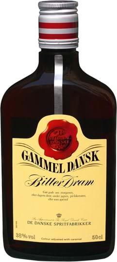 Gammel Dansk Bitter, PET