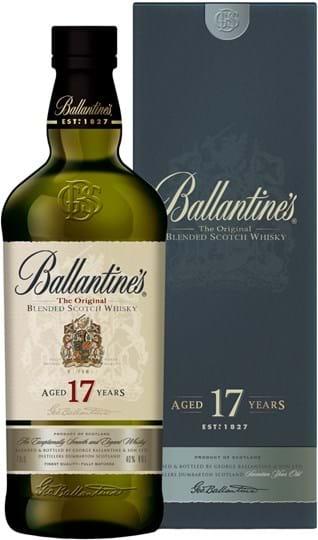 Ballantine's 17y 40% 0,7L