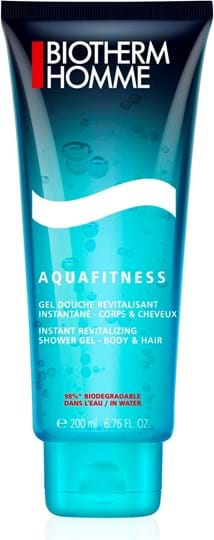 Biotherm Homme AquaFitness Shower Gel for Skin and Hair 200 ml