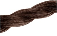 BA Optikk, Nylon spring with rubber ends in color brown