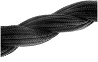BA Optikk, Nylon spring with rubber ends in color black