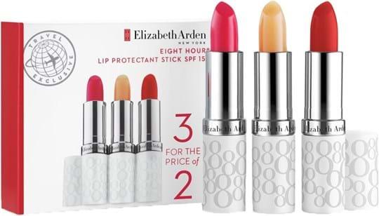 Elizabeth Arden Eight Hour Lip Tints Trio