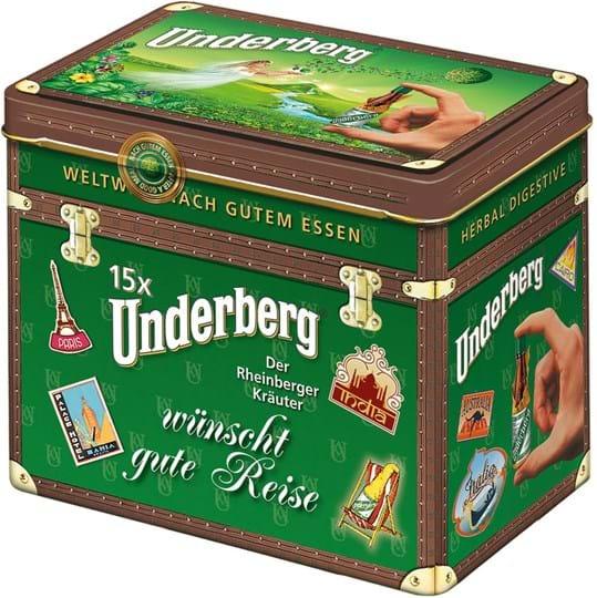 Underberg 15-pack gift tin
