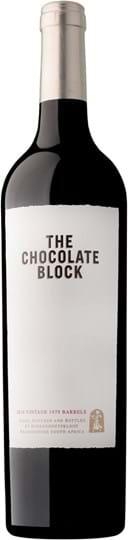 Boekenhoutskloof, Chocolate Block, Wine of Origin, Western Cape, dry, red