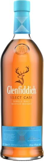 Glenfiddich Select Cask 40 % 1L rør
