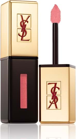 Yves Saint Laurent Rouge pur Couture Vernis a Lèv N° 105 Corail Hold Up