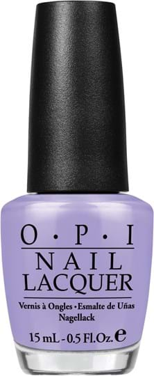 OPI Classic Collection Nail Lacquer N°NL F62 In The Cable Car Pool Lane 15ml