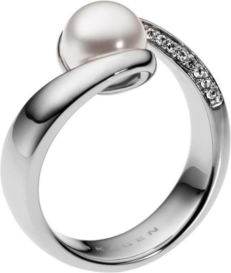 Skagen, Agnethe, women's ring, size 6,5