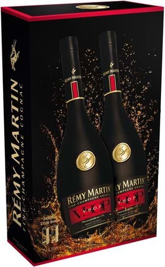 Rémy Martin VSOP dobbeltpakning 40% 2 x 1L