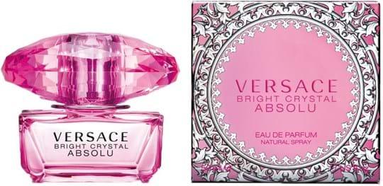 Versace Bright Crystal Absolu Eau de Parfum Natural Spray