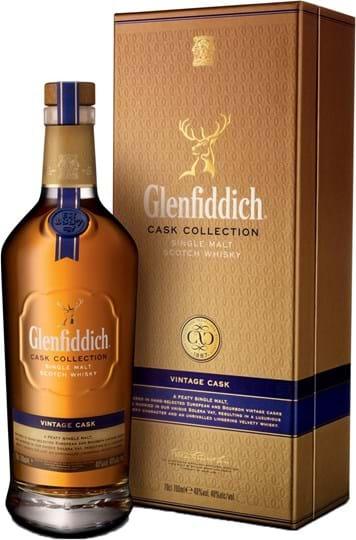 Glenfiddich Vintage Cask, gift pack