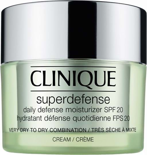 Clinique Superdefense SPF 20 Daily Defense Moisturizer Type I/II Day Care 50 ml
