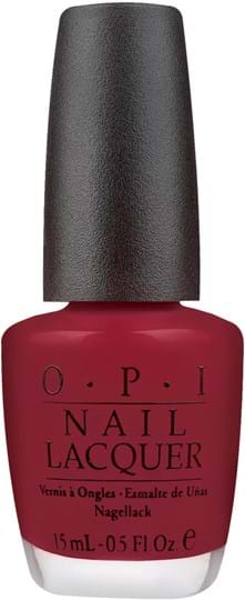 OPI Classic Collection Nail Lacquer N° NL R53 An Affair in Red Square 15 ml