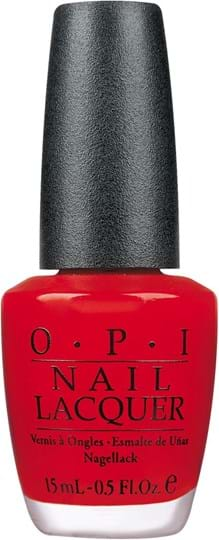 OPI Classic Collection Nail Lacquer N°NL L72OPI Red 15ml