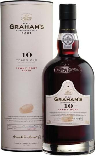 Graham's 10y 20% rør 0,75L